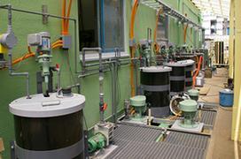 排水処理設備1